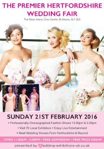 Hertfordshire wedding show