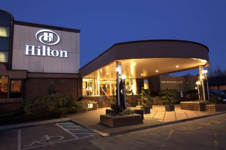 The Watford Hilton Hotel